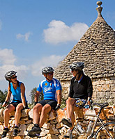 Puglia biking trip photo